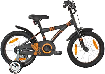 prometheus kinderfahrrad 16 zoll jungen in. Black Bedroom Furniture Sets. Home Design Ideas