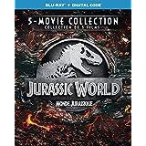 Jurassic World 5-Movie Collection - Blu-ray + Digital