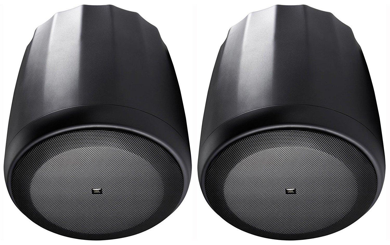 JBL C65P/T | Compact Full Range Pendant Speaker BLACK (pair)