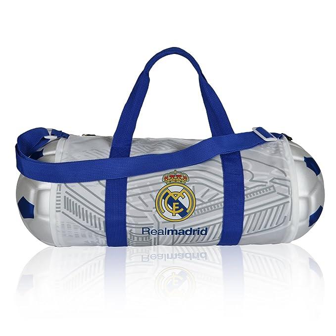 3983c0b13107 Amazon.com  Official Real Madrid C.F Soccer Ball Duffle Bag  Toys ...