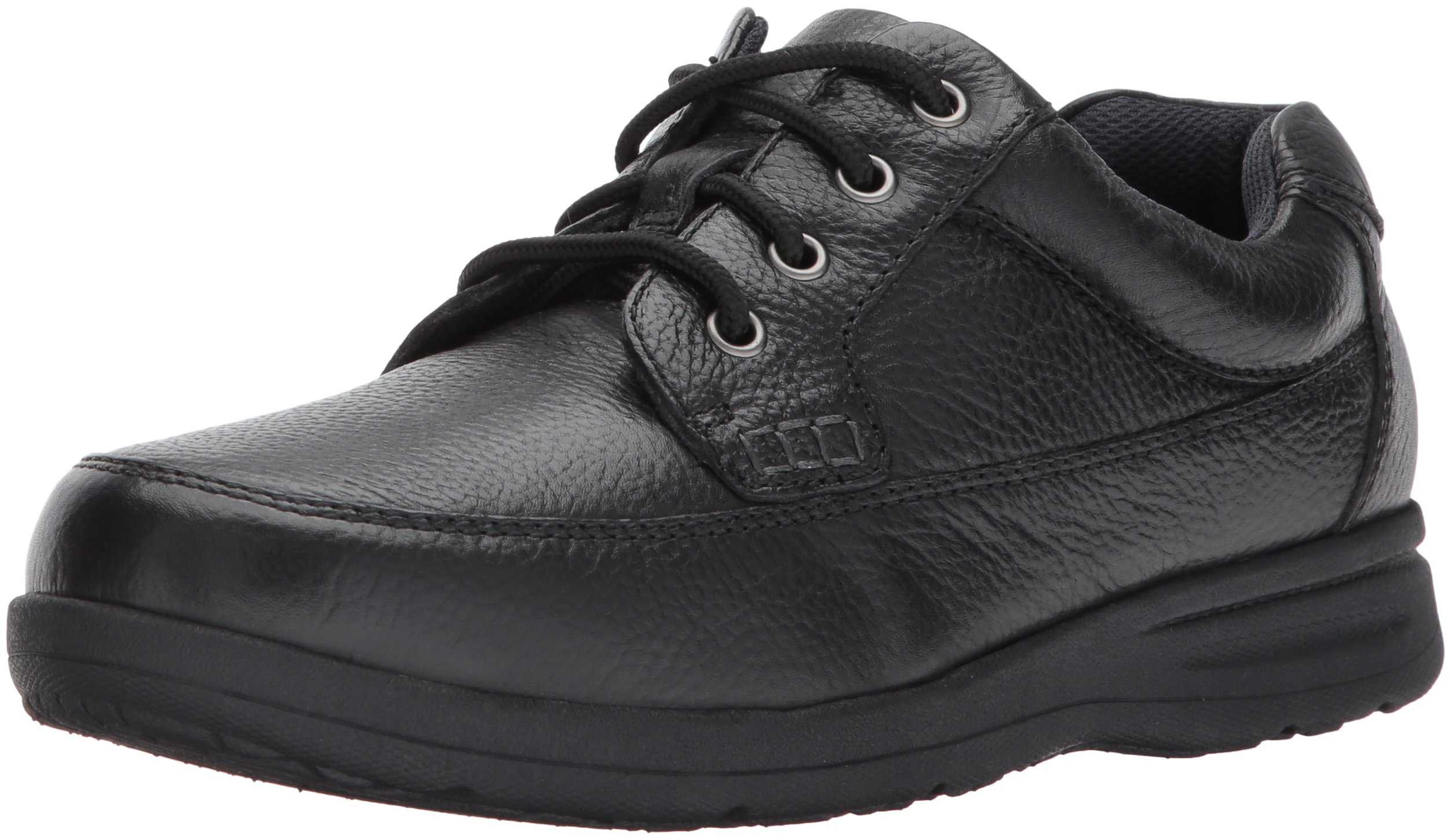Nunn Bush Men's Cam Oxford, Black, 10 4W US