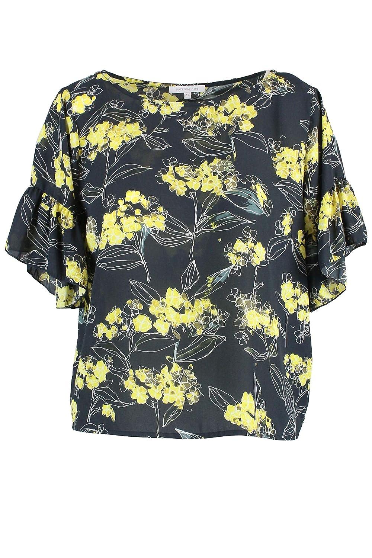 Patrizia Pepe Women's 2C1128A3KMXT37 Black Polyester Shirt