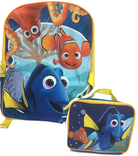 32454091bc1 Image Unavailable. Image not available for. Color  Disney Finding Dory  Backpack and Lunch Box Set