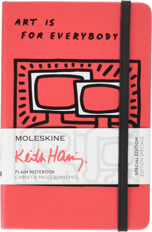 Moleskine Taccuino Keith Haring Edizione da Collezione Large a Righe