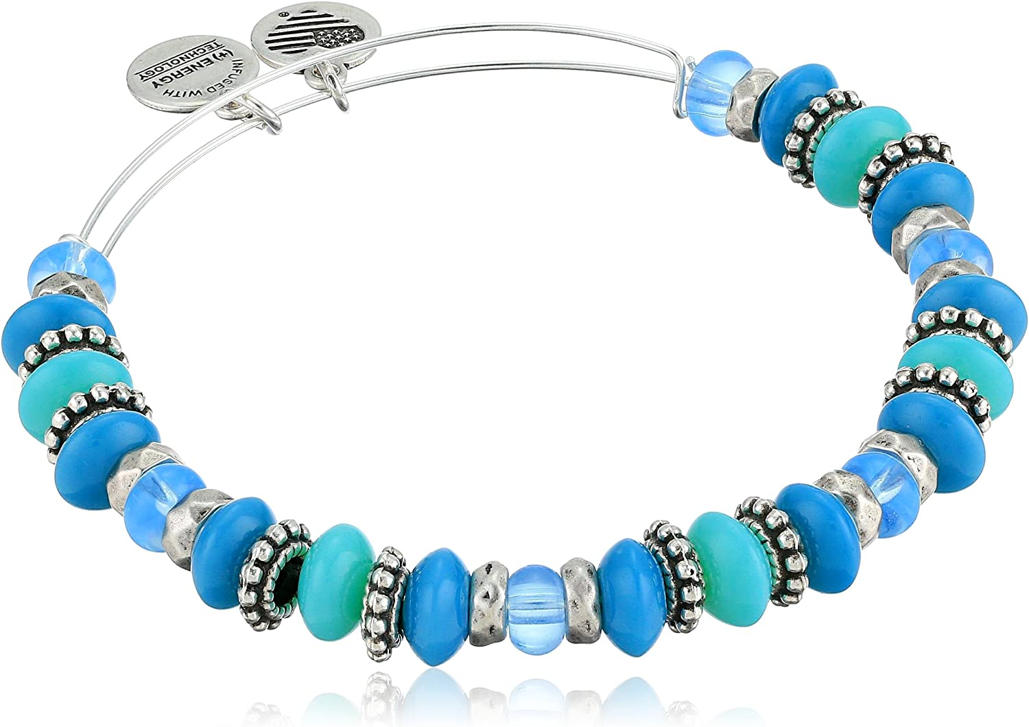 Alex Ani Horizon Ocean Bangle
