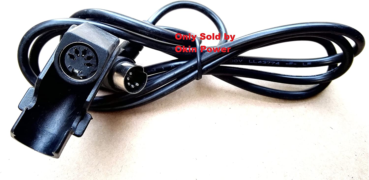 hmleaf Pride,LIMOSS,OKIN,MED Golden UP/Down Remote Hand Control for Lift Chair Recliner Sofa (Extension Cable)