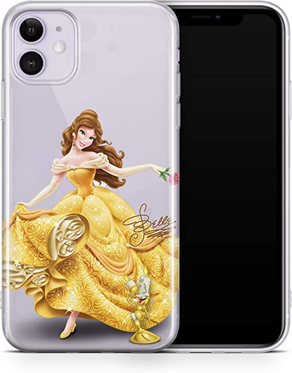 Disney Blancanieves Sirenita Alicia Funda IPHONE 5 / 5s / Se 6/6s