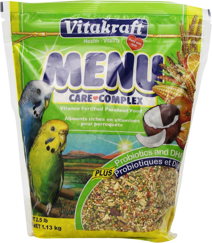 Vitakraft Parakeet Food