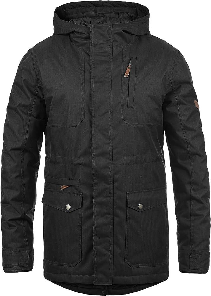 giacca lunga invernale uomo