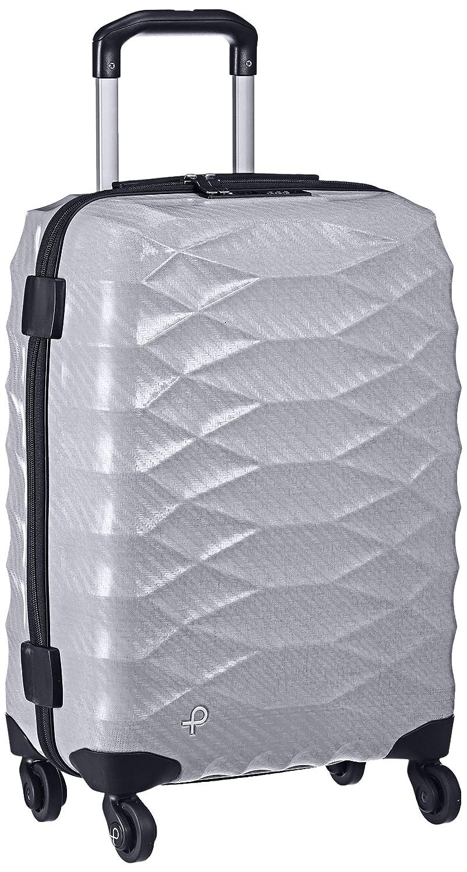 [プロテカ] スーツケース 日本製 エアロフレックスライト 3年保証付 サイレントキャスター 可(国際線、国内線100席以上、3辺合計115cm以内) 保証付 37L 50 cm 1.7kg B07G45CFM9 グレー