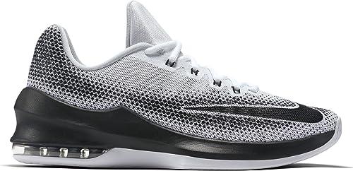 Nike Air Max Infuriate Low, Zapatos de Baloncesto para