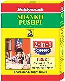 Baidyanath Shankhapushpi Sharbat - 450 ml with Free Sharbat - 220 ml
