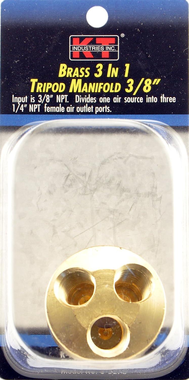 Slow Spiral 3.3mm Diameter x 49mm Length 135 Degree YG-1 D4107 High Speed Steel Stub Screw Machine Drill Bit TiN Finish Straight Shank Pack of 5