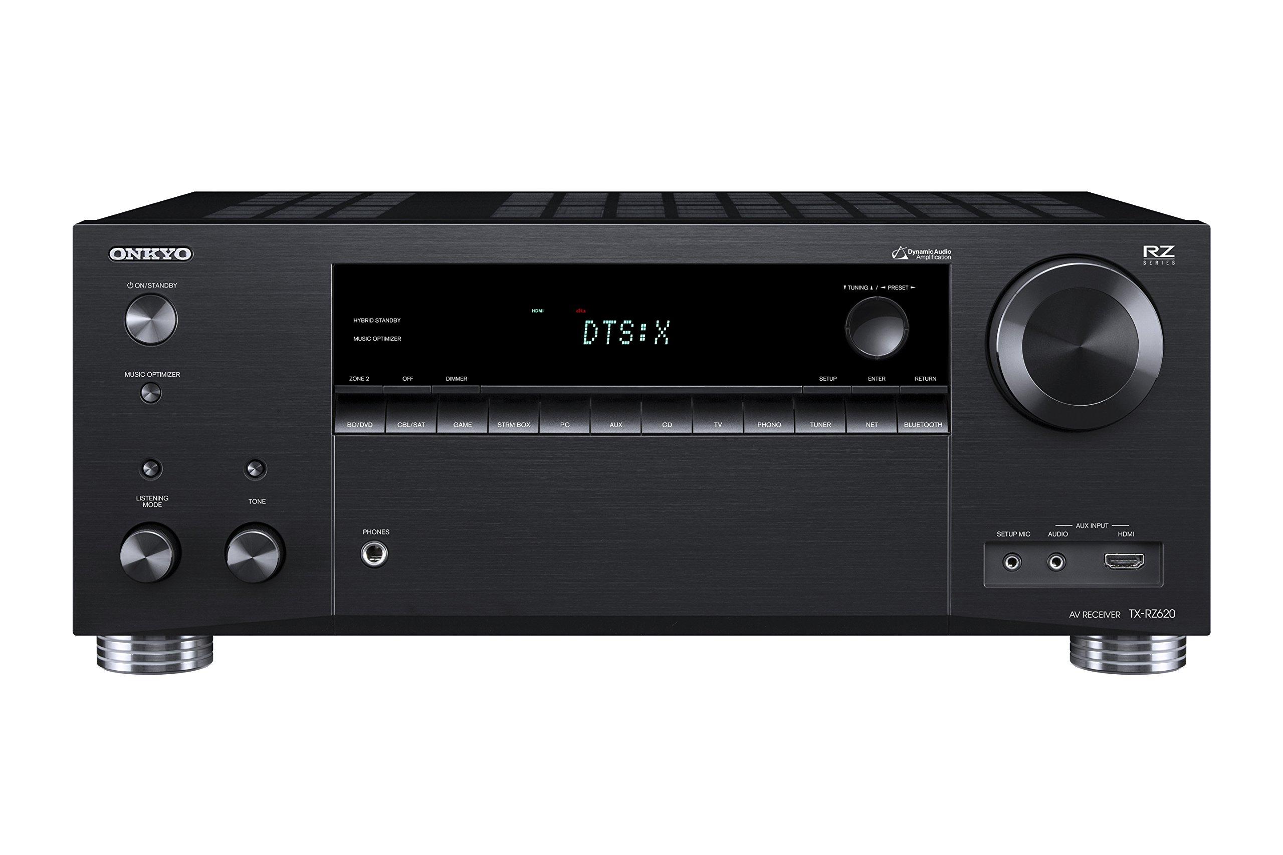 Onkyo TX-RZ620 7.2 Channel Network A/V Receiver by Onkyo