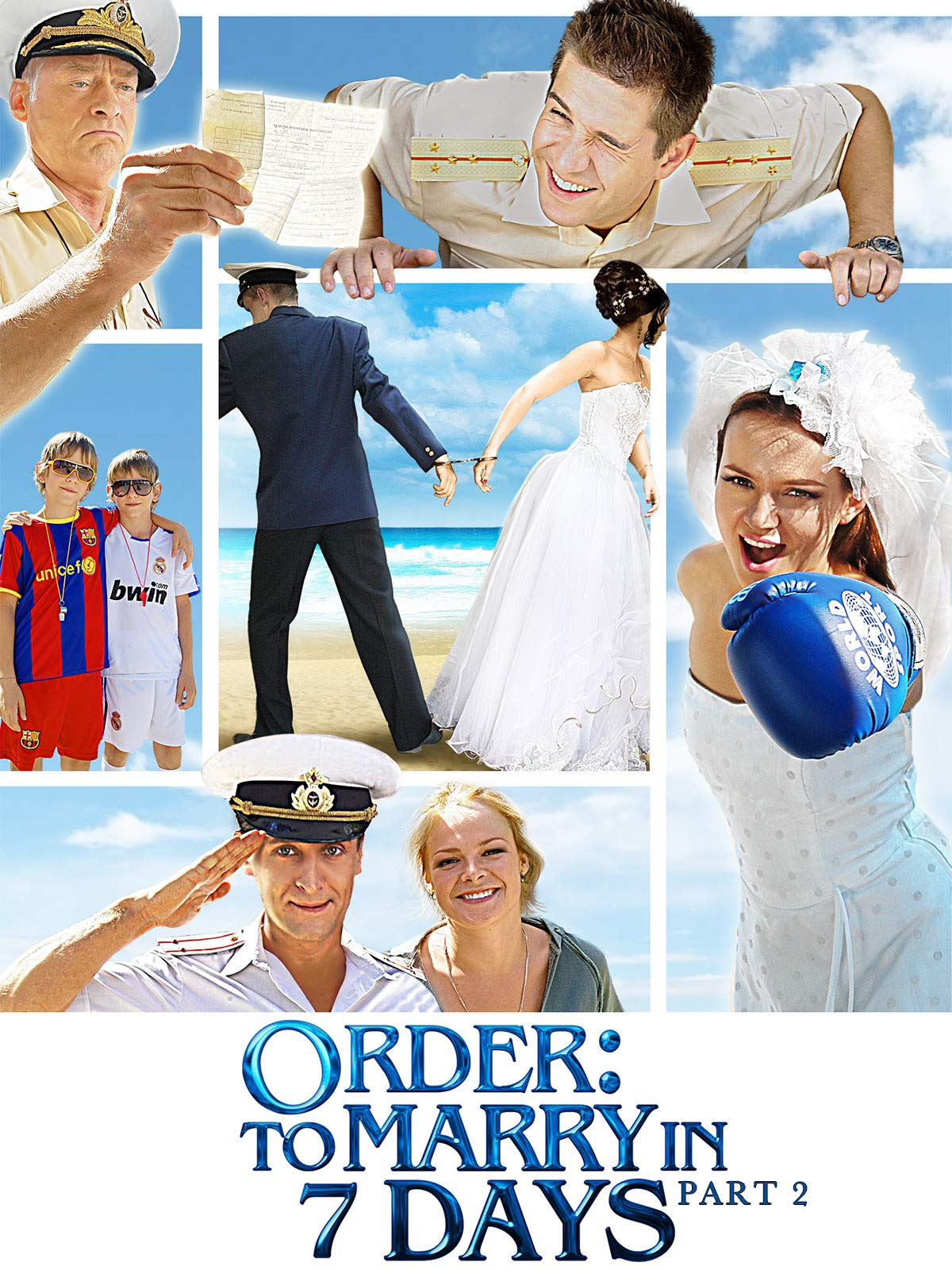 Order: To Marry in 7 Days - Part 2 on Amazon Prime Video UK