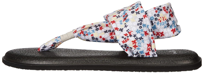 Sanuk Yoga Sling 29418275 Damen Damen 29418275 Zehentrenner Glacier Ditsy Floral aafe77