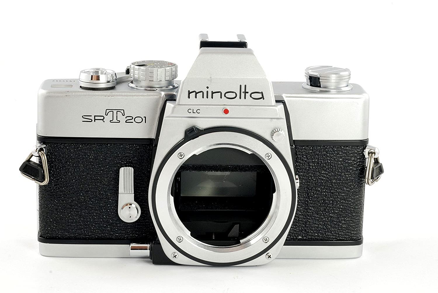 Minolta SRT-201 35mm Film Camera