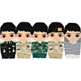 Women Descendants Of The Sun Yoo Si Jin Cartoon Socks