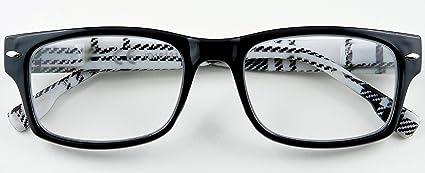 Occhiali da vista neri per unisex Zippo sgviimD