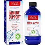 American Biotech Labs - Silver Biotics - Daily Immune Support Supplement with SilverSol Technology - 16 fl. oz.