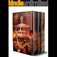 The Sean Wyatt Series: Books 10-12 Box Set: A Sean Wyatt Archaeological Thriller (Sean Wyatt Adventure)