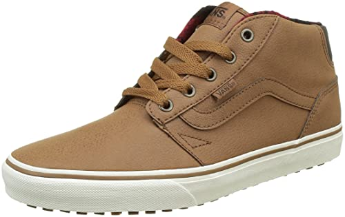7d987ed47c Vans Men s Chapman Mid Low-Top Sneakers