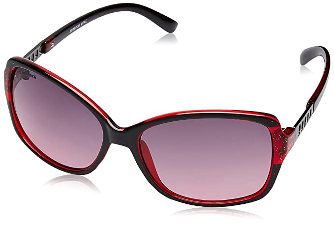 114c23f29a Image Unavailable. Image not available for. Colour  FASTRACK purple Tint Cateye  Sunglasses ...