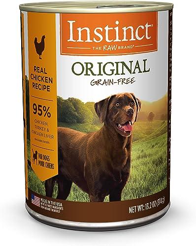 Instinct Original Grain Free Recipe Natural Wet Canned Dog Food