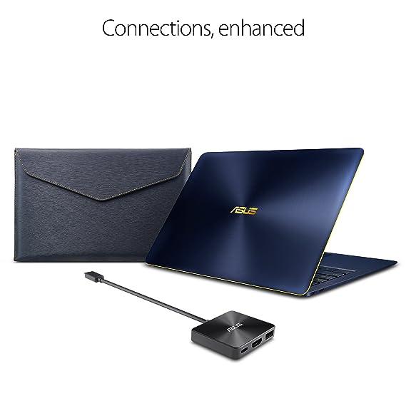 ASUS UX490UA-IH74-BL ZenBook 3 Deluxe 14