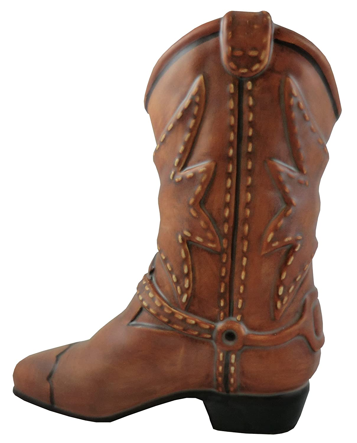 Amazon accents occasions ceramic cowboy boot planter or amazon accents occasions ceramic cowboy boot planter or flower arrangement vase 6 12 inch home kitchen reviewsmspy