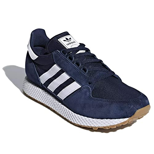 adidas Mens Originals Forest Grove Shoes Collegiate Navy B41529