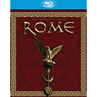 Rome: The Complete Seasons 1 & 2 (10-Disc Box Set) (Region Free + Fully Packaged Import)