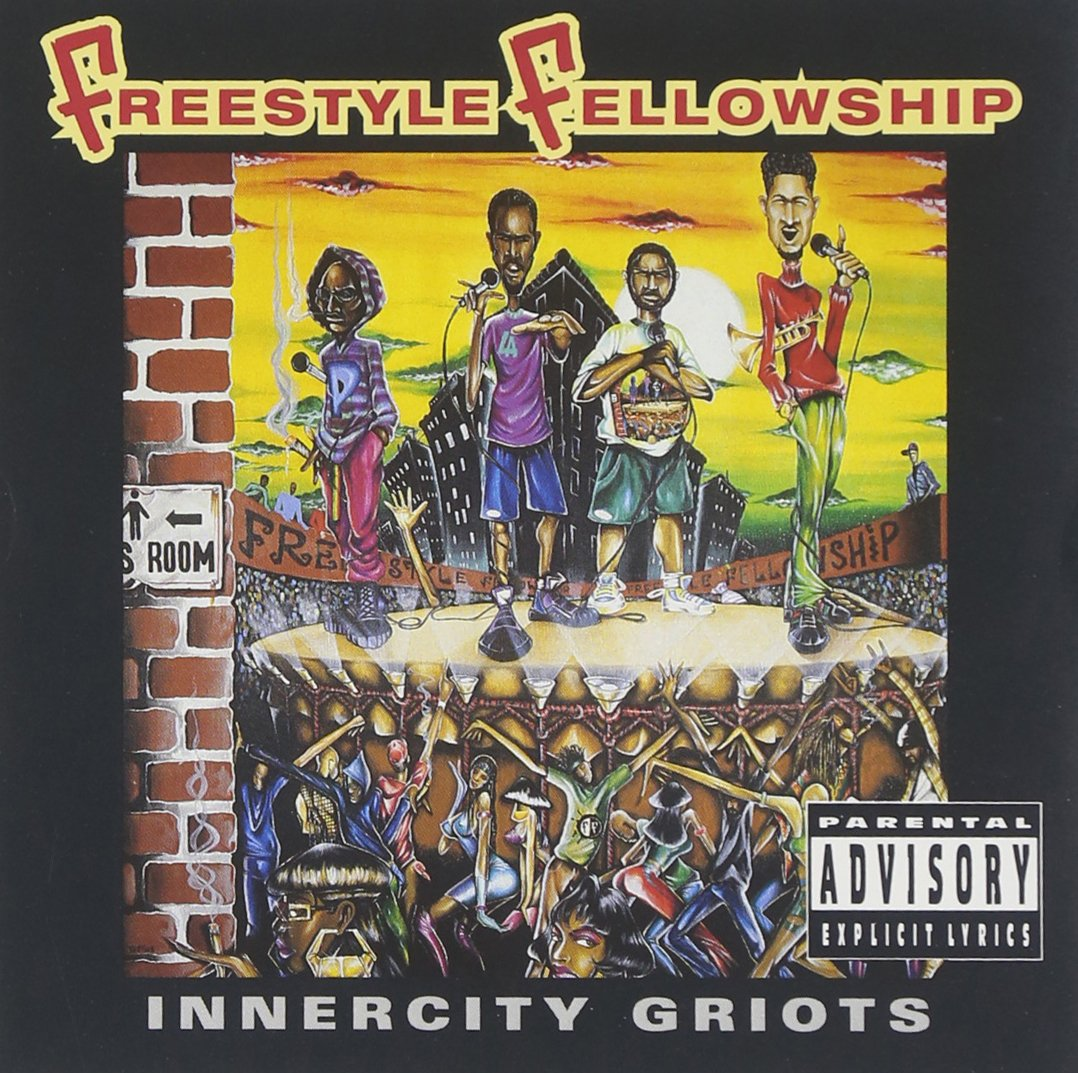 freestyle fellowship innercity griots