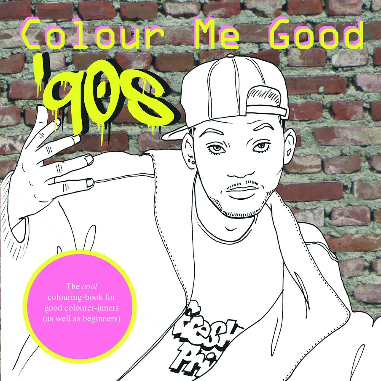 Colour Me Good 90s Amazoncouk I Love Mel 2015956720870 Books