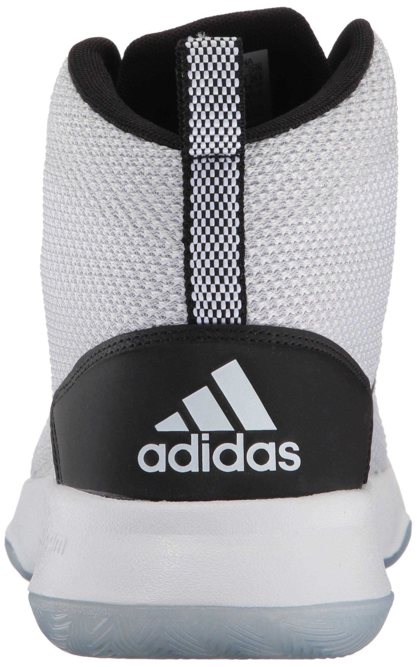 sale retailer 9cde1 dd21e adidas NEO Mens CF Executor Mid Basketball-Shoes, WHITEBLACK