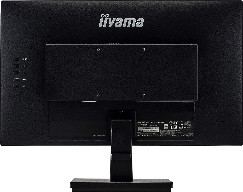 iiyama Prolite VA - Monitor LED Full HD Negro Full HD 1920 x 1080. 24 Pulgadas: Amazon.es: Informática