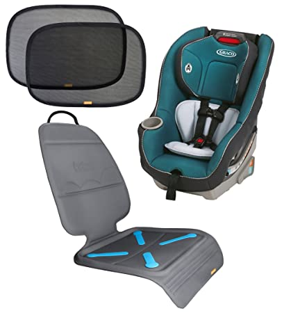Amazon.com : Graco Contender 65 Convertible Car Seat with Elite Seat ...