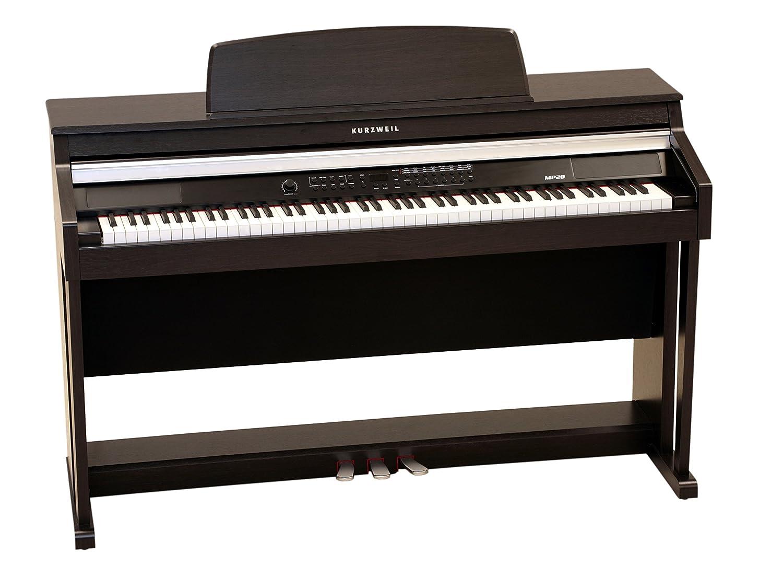 Kurzweil MP20/Sr Piano Digital mueble palisandro