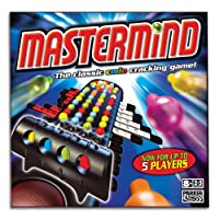 Mastermind Classic - Family Strategy Board Game - Ages 8+
