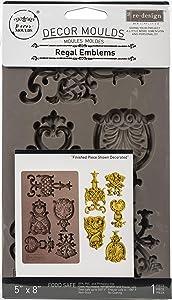 PRIMA MARKETING INC Redesign Mould 5X8 EMBL, us:one size, Regal Emblems