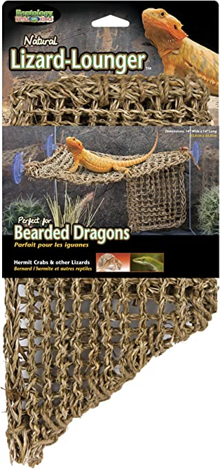 Medium Hammock for Bearded Dragons Or Other Small Animals M113