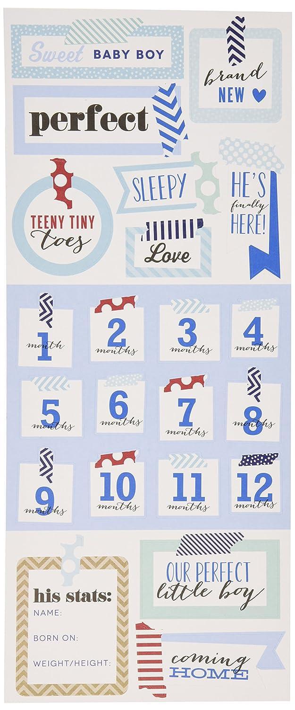 Baby Boy me /& my BIG ideas mambiSTICKS Stickers