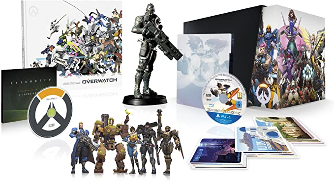 Overwatch Collectors Edition [Importación Inglesa]: Amazon.es ...