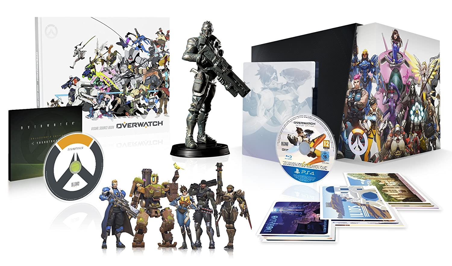 overwatch edition collector pas cher