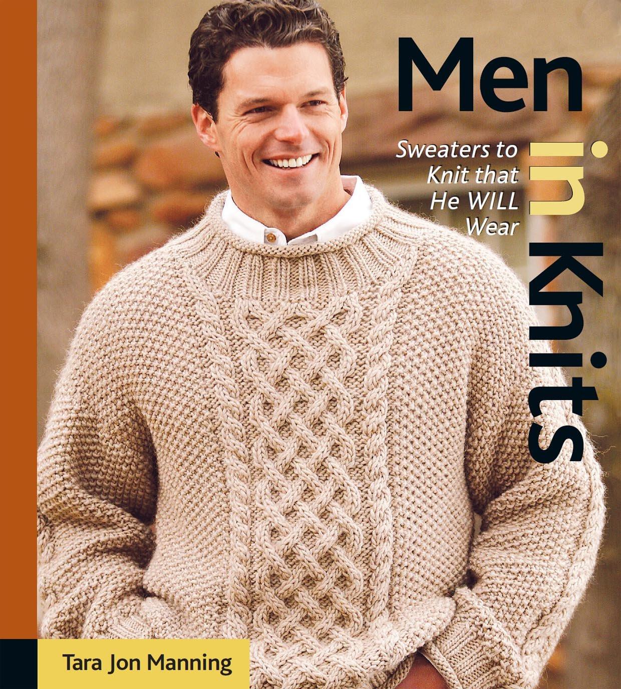Men in Knits: Tara Jon Manning: 9781931499231: Amazon.com: Books
