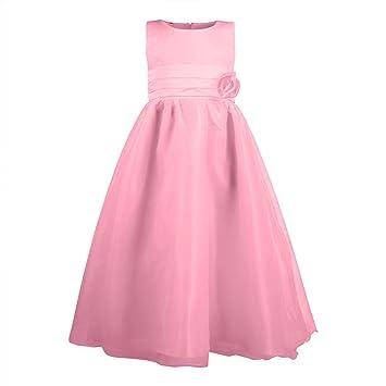 Katara niña de las flores, vestido de noche para niños de 7-8 años