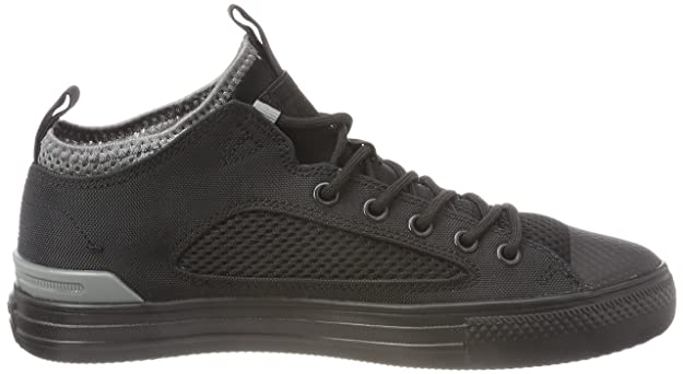 Noir 001 Black Ultra Adulte Eu Hautes Converse Ox mason Baskets Ctas 38 Mixte wqR68pp