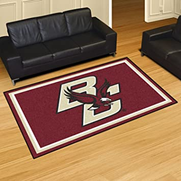 Amazon Com Starsun Depot Massachusetts 5x8 Rug Boston College 59 5