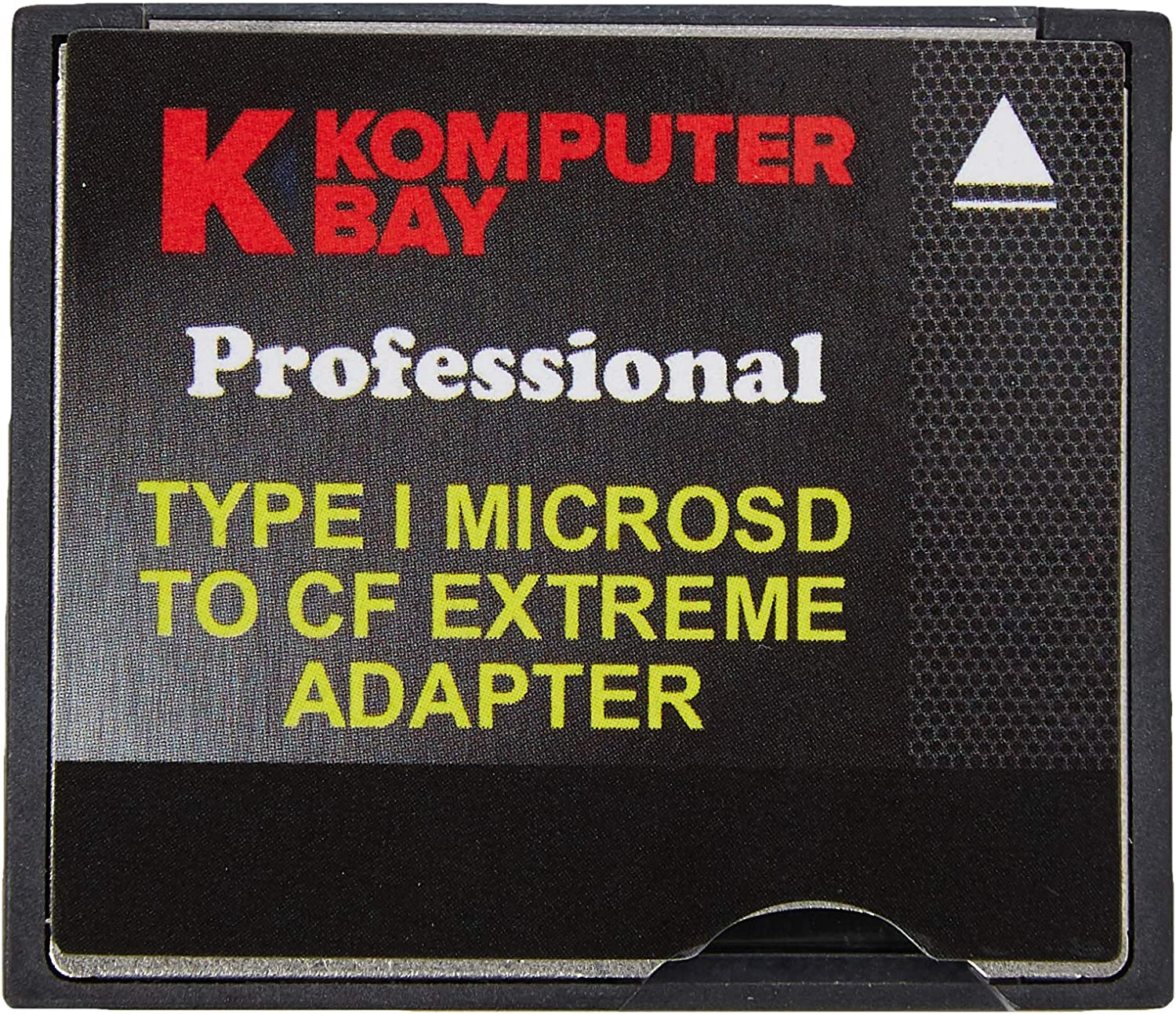 Komputerbay Microsd To Compactflash Adapter High Speed Computers Accessories