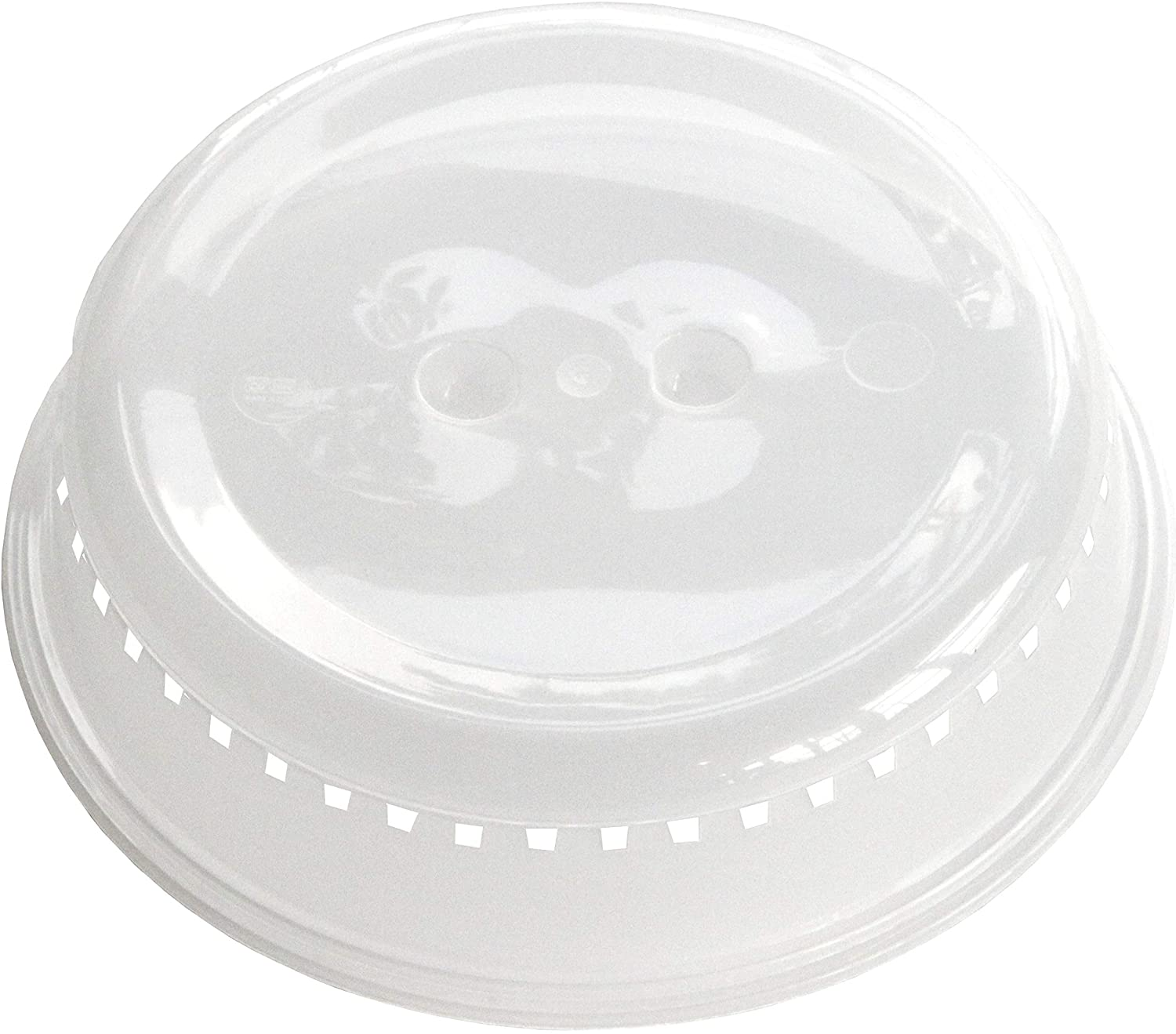 10 Value 2-Pack Microwave Cover Clear